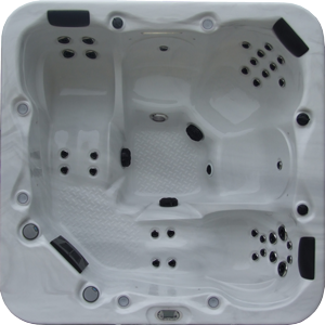 Red Spa 6005 Hot Tub